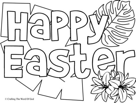 happy easter 171 crafting the word of god