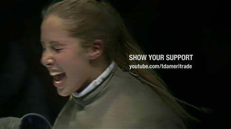 us bank commercial actress td ameritrade tv commercial featuring mariel zagunis