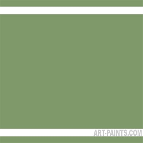 green international enamel paints 2029 green paint green color model master