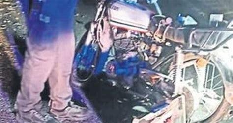 motosiklet traktoere carpti gueney haberleri