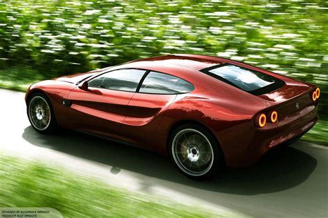 cinque porte maserati ferrari quattroporte concept 2012 forza rossa over blog com