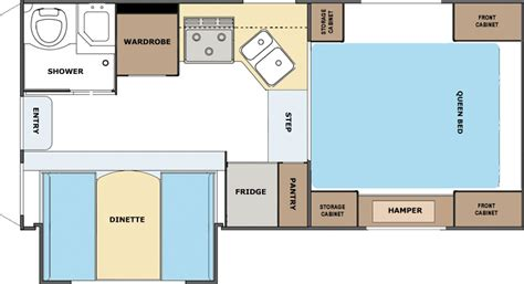lance rv floor plans 950s truck cer gallery lance cer