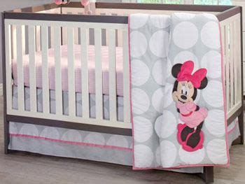minnie mouse bed set for crib 25 best ideas about minnie mouse crib set on
