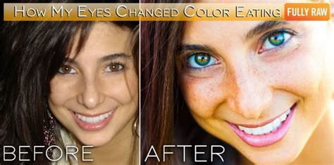 S Eye Color Changing After Detoxing by Diet Eye Color Change Search How To Rapid