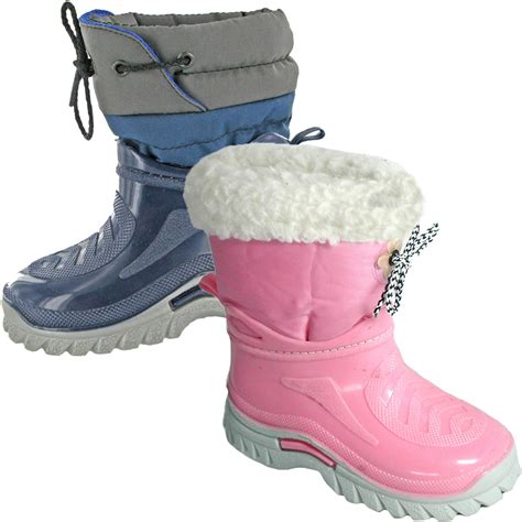 kid snow boots mirak shoes flurry snow boots from palmers