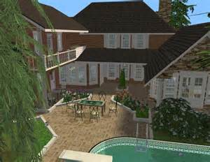 Sims 2 Luxury Homes Mod The Sims 5 Bedroom Luxury Family Home