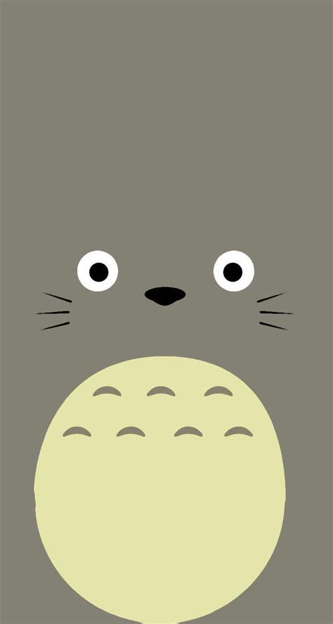 wallpaper iphone 6 totoro the gallery for gt totoro iphone wallpaper
