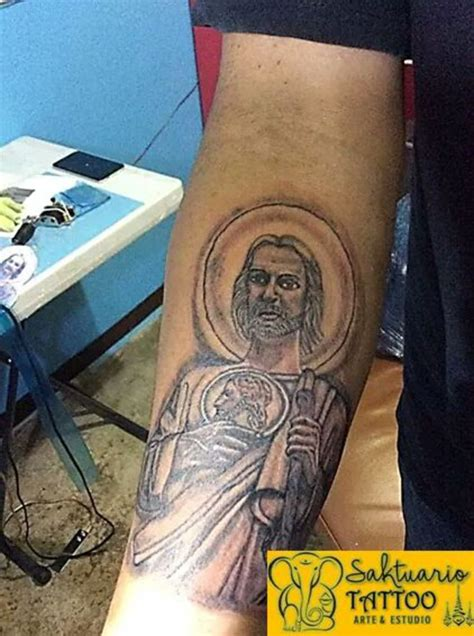 san judas tadeo tattoos san judas tadeo tattoos www pixshark images