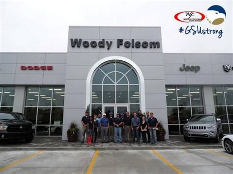 woody folsom chrysler dodge jeep ram car dealership