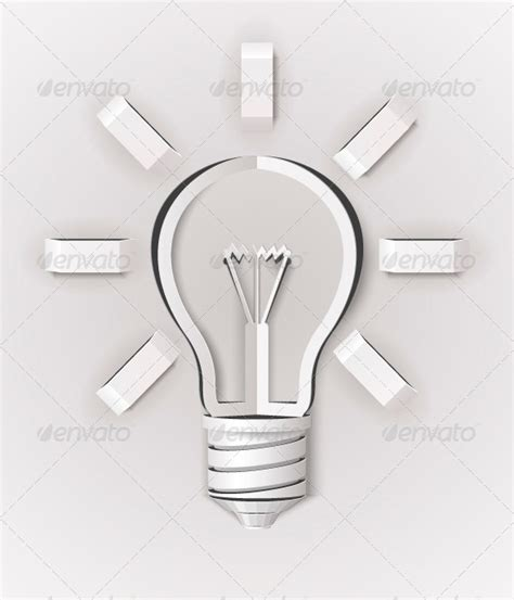 How To Make A Paper Light Bulb - made light gif image 187 tinkytyler org stock photos