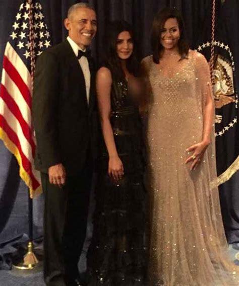 priyanka chopra white house correspondents dinner 01 photo alert priyanka chopra with barack obama at white
