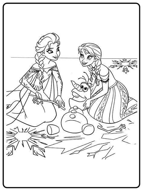 dibujos para colorear y imprimir de frozen para colorear frozen fabulous dibujos para colorear e