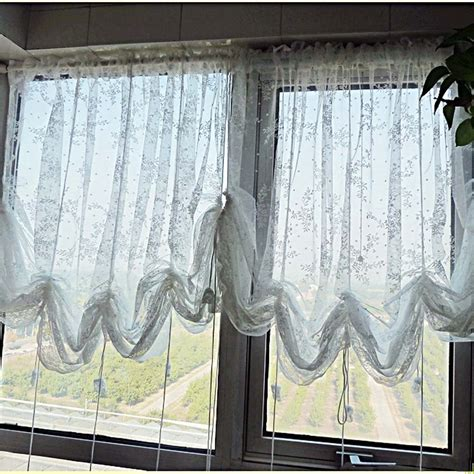 balloon curtain balloon curtains with valance car interior design