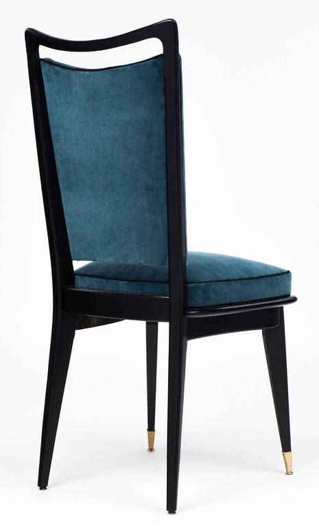 Mid Century Modern Dining Room Chairs by Set Of Six Mid Century Modern Dining Room Chairs At 1stdibs
