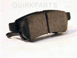 Nissan Frontier Brake Pads 2005 2007 Nissan Frontier Rear Brake Pad Kit Value