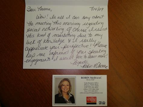 thank you letter after email or handwritten don t underestimate the power of the handwritten note