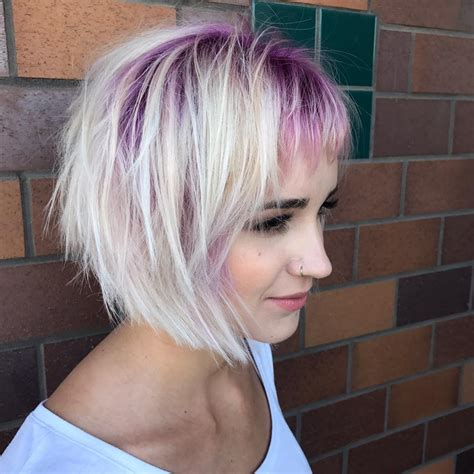 messy hairstyles  short hair quick chic women