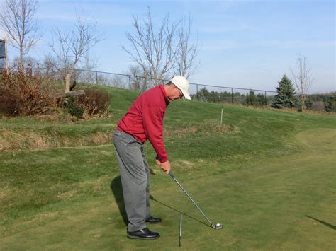 golf swing evaluation setup of the golf swing rear view gary kent golf schools