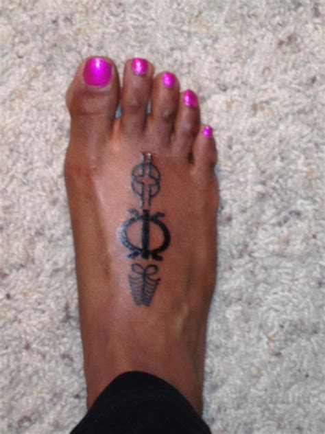 african symbols tattoos adinkra west symbol tattoos endurance