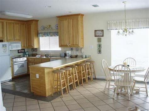 maison avec cuisine americaine la cuisine en u avec bar voyez les derni 232 res tendances
