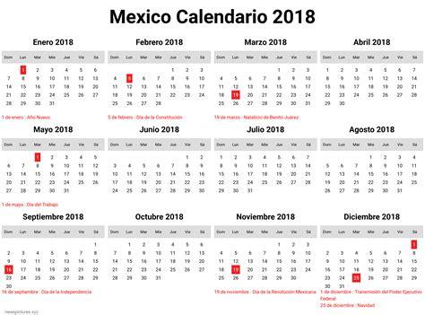 calendario enero 2017 con dias feriados mxico calendario 2018 mexico pdf newspictures xyz