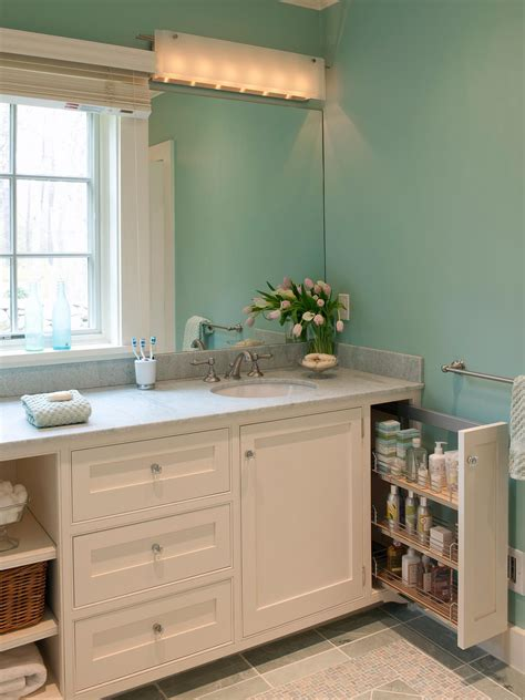 bathroom cabinets ideas storage photos hgtv