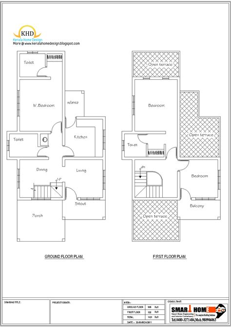 1500 square feet in meters home plan and elevation 1431 sq ft kerala home