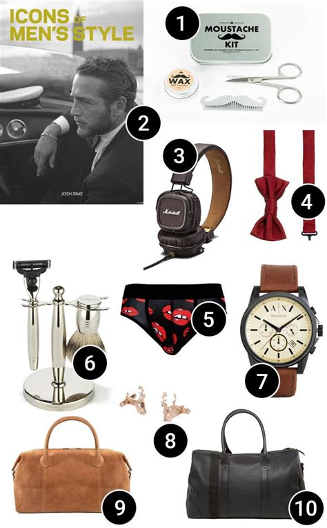 Gift Ideas For Him Instyle Com - valentine s day gifts for her and him fashion addicted