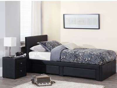 Lorenzo Bed Frame Lorenzo Bedstead In Black Warehouse Prestwich Warehouse Prestwich Manchester
