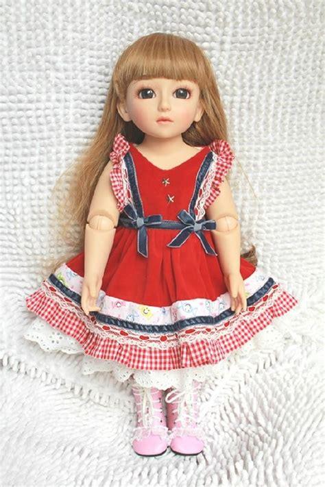 jointed doll vinyl 18 inch vinyl sd doll lifelike boll jointed doll bjd vinyl