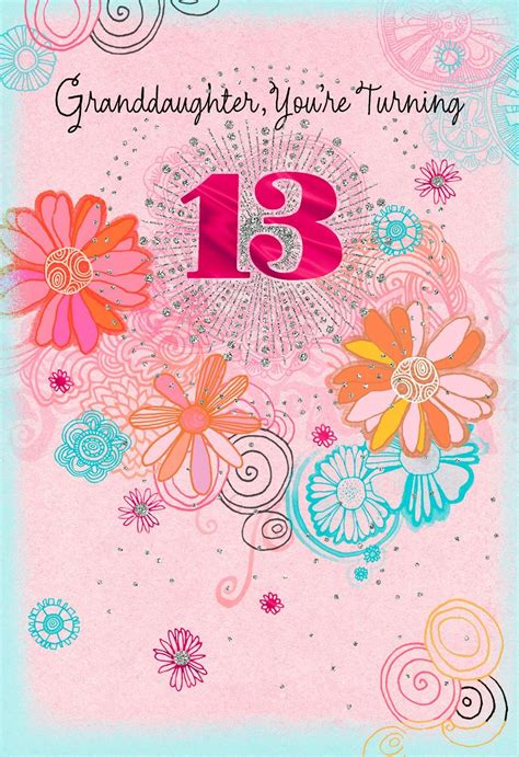 Time To Shine  Ee  Th Ee    Ee  Birthday Ee   Card For Granddaughter