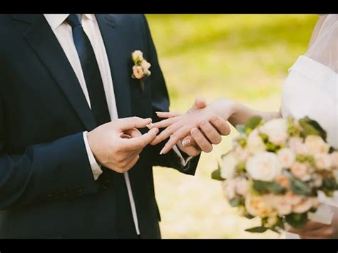 quot this ring quot the wedding song christian wedding
