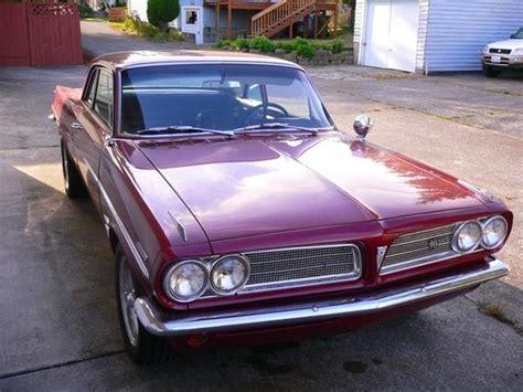 1963 Pontiac Tempest Lemans by Pontiac Tempest