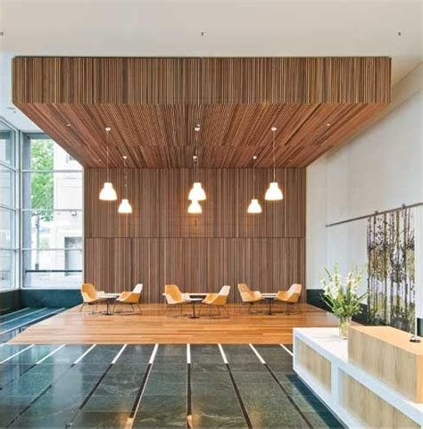 Wood Panels For Walls And Ceilings by Timber Panels For Dropped Ceilings Or Feature Walls