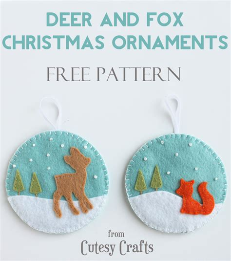 cupcake cutie free christmas craft patterns tutorials