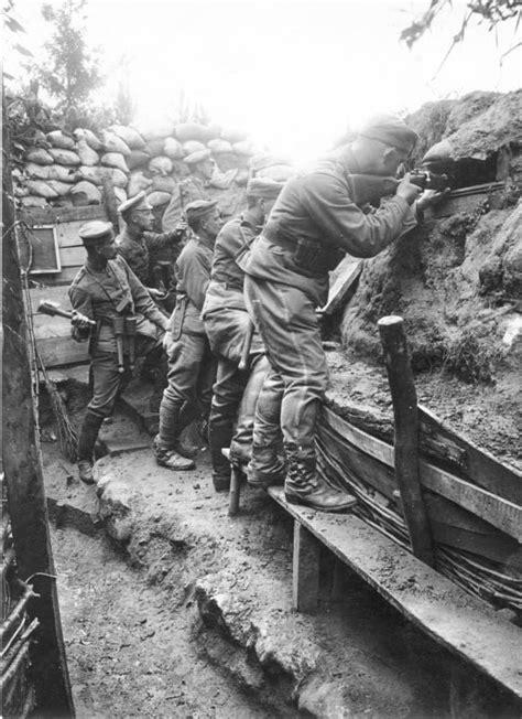 Evolution of Defensive Works in World War I – Irish Studies