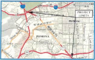 map pomona california city of pomona home