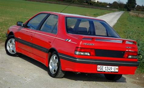 peugeot 405 mi16 7 peugeots you ll yourself for not knowing