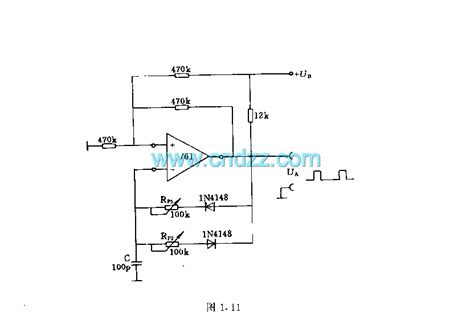 generator resistor circuit resistor capacitor pulse generator 28 images 4017 as a variable resistor electronics forum