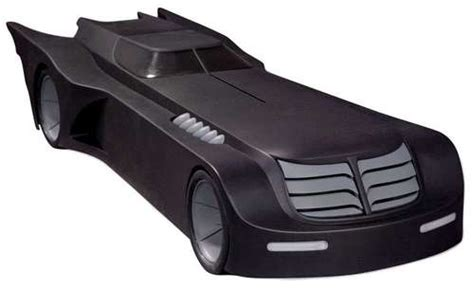 Wheels Batmobile 659 batman the animated series batmobile 24 vehicle dc collectibles toywiz