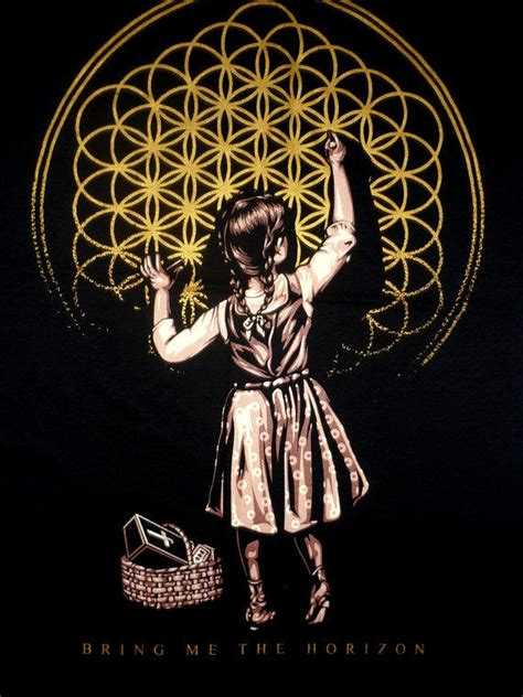 Poster Bring Me The Horizon 02 Jumbo Size 50 X 70 Cm bring me the horizon sempiternal rock from bestrockshirts on etsy