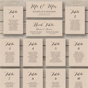 table plan templates wedding seating chart template printable seating chart