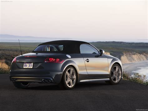 Audi Tts Roadster by Audi Tts Roadster Picture 20 Of 51 Rear Angle My 2011