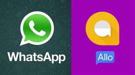 better app than whatsapp 5 reasons allo is better than whatsapp really