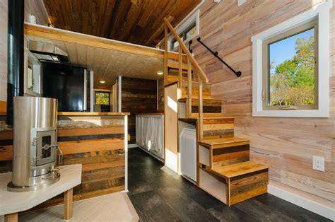 tiny homes interior mh by wishbone tiny homes