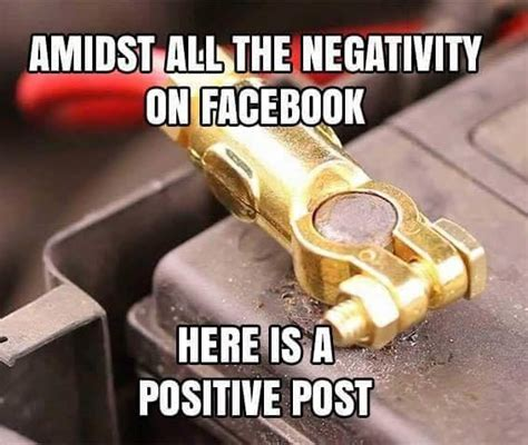 Here's a positive post   Dobrador   Facebook, Puns