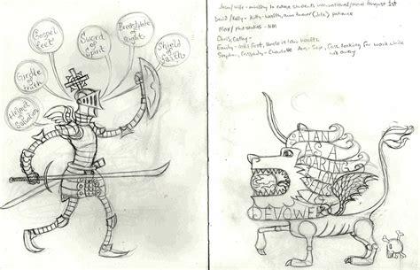 ethan mongin illustration design sketchbook bible