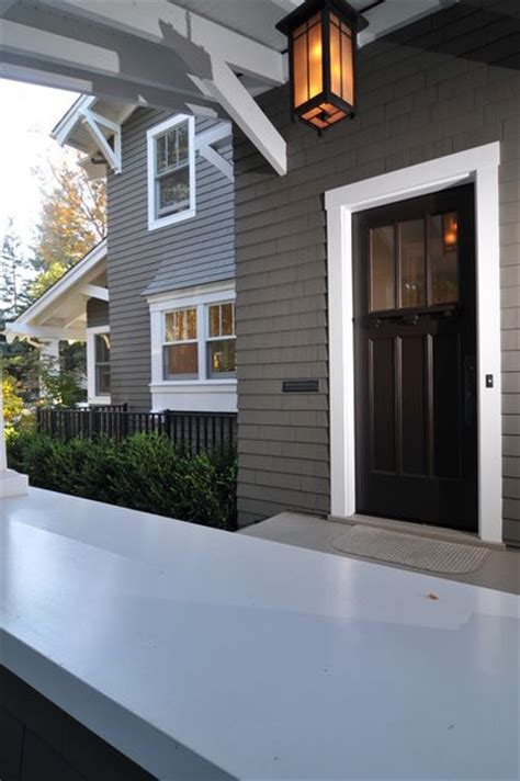 black door with neutral exterior what color to paint my house
