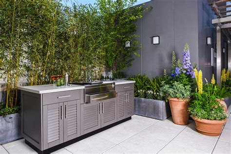 the benefits of a divine outdoor kitchen for your home benefits of stainless steel outdoor kitchen cabinets