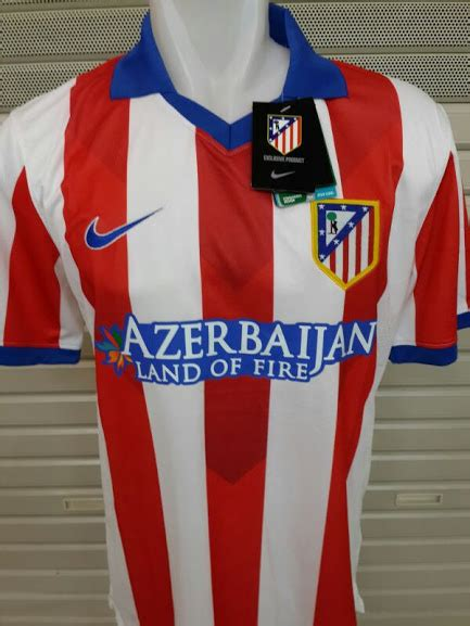 Jersey Atletico Madrid Away 2015 T1310 5 jual jersey atletico madrid home 2014 2015 hik4m sport